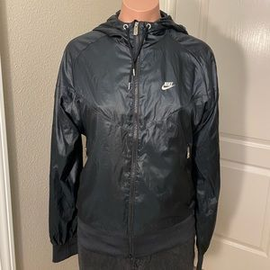 Nike Windbreaker Athletic Jacket Sz L